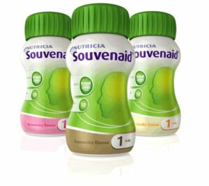 Souvenaid | Nutricia Adult Healthcare
