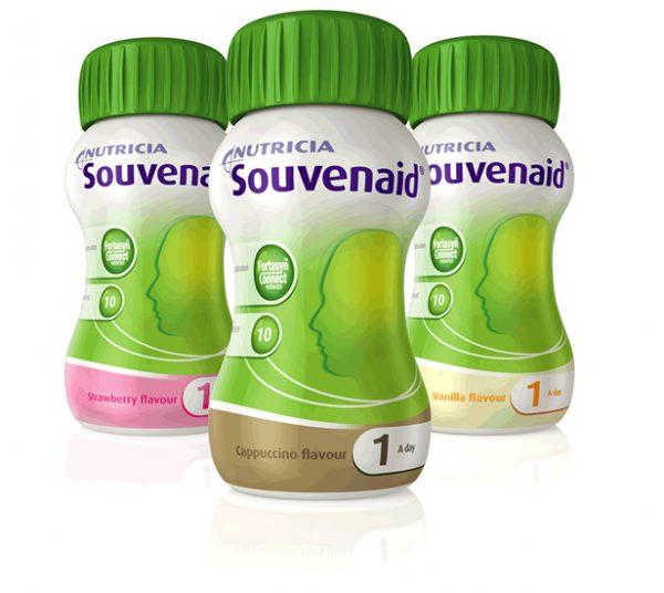 Souvenaid | Nutricia Adult Healthcare