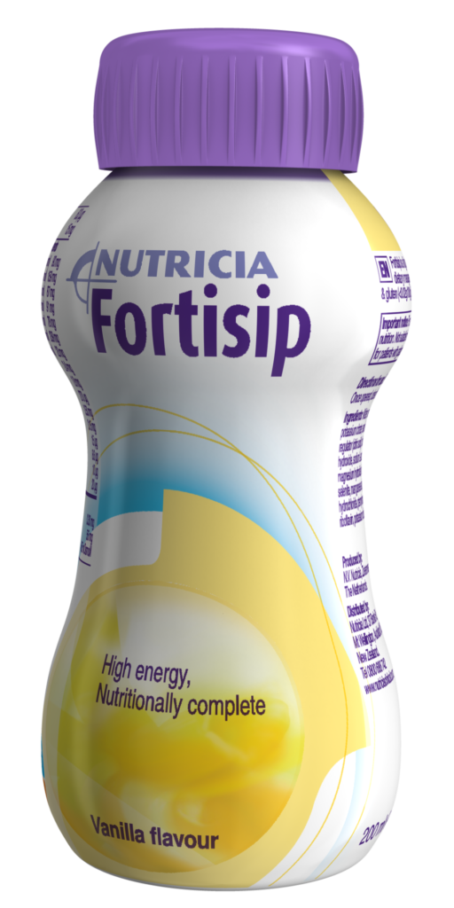 Fortisip Vanilla | Nutricia Adult Healthcare