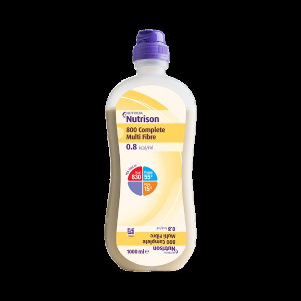 Nutrison 800 Multi Fibre | Nutricia Adult Healthcare