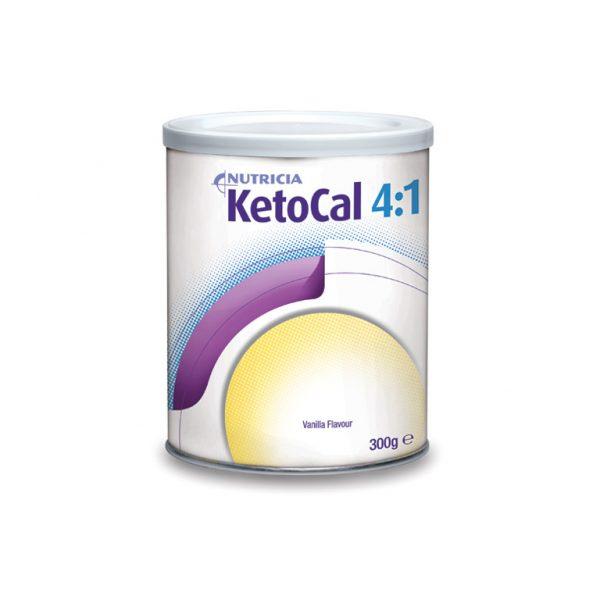 KetoCal 4:1 Vanilla Flavour   Nutricia