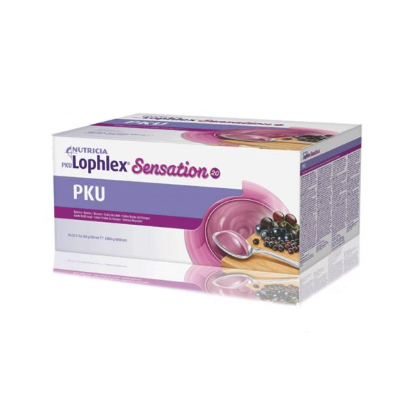 Lophlex Sensation PKU | Nutricia