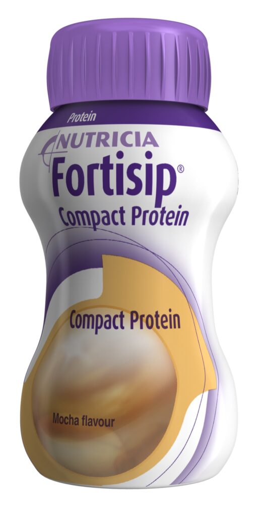 Fortisip Compact Protein Mocha | Nutricia Adult Healthcare