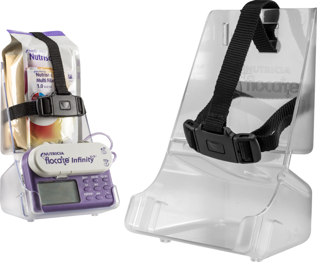 Flocare Infinity GO Frame | Nutricia Adult Healthcare