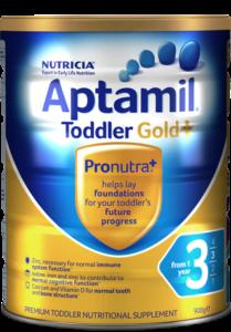 Aptamil Gold+, Stage 3