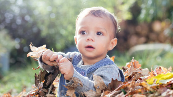 Why it's good for kids to get outdoors and get dirty | AptaNutrition Parents' Corner