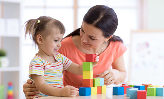 The importance of connecting with your toddler