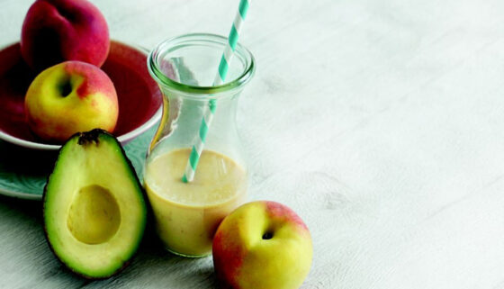 Fruit smoothie supporting kids' resilience nutrition aptamil