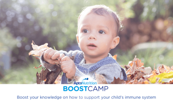 Why colds may help strengthen kids' immune systems | AptaNutrition Parents' Corner | Boost Camp