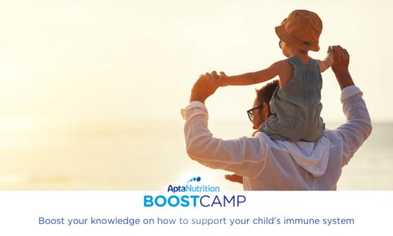 How to ensure your toddler has enough vitamin D | AptaNutrition Parents' Corner | Boost Camp