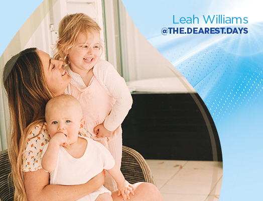 When my child started day care, by Leah Williams, The Dearest Days   Aptamil Parents' Corner
