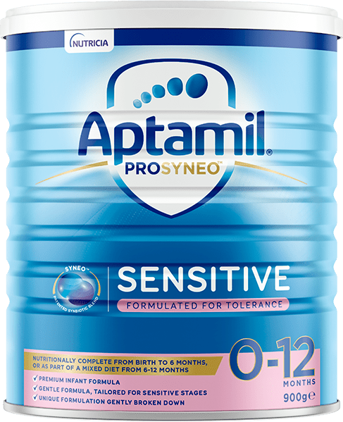 Aptamil Prosyneo Sensitive Specialty Formula , From 0 to 12 Months, 900g
