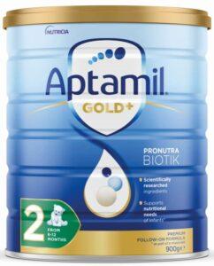 Aptamil - Gold Plus Pronutra Biotik Infant Formula - Stage 2 - Packshot