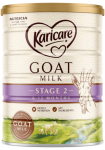 Karicare, Goats' Milk Follow-On Formula, From 6 to 12 Months, 900g