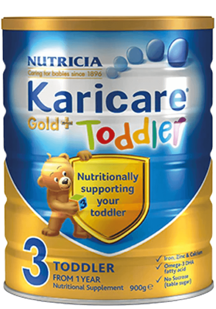 Karicare Gold +, Toddler Milk Drink, From 12 months, 900g