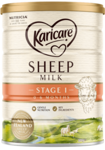 Karicare, Infant Formula Sheep Milk, From Birth to 6 Months, 900g