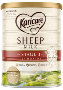 Karicare Infant Formula - Sheep - Stage 3 - Packshot