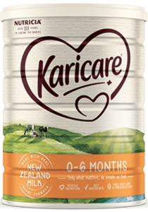 Karicare, Infant Formula, From Birth to 6 Months, 900g