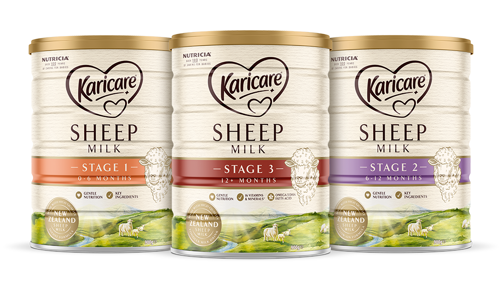 Karicare Sheep product range