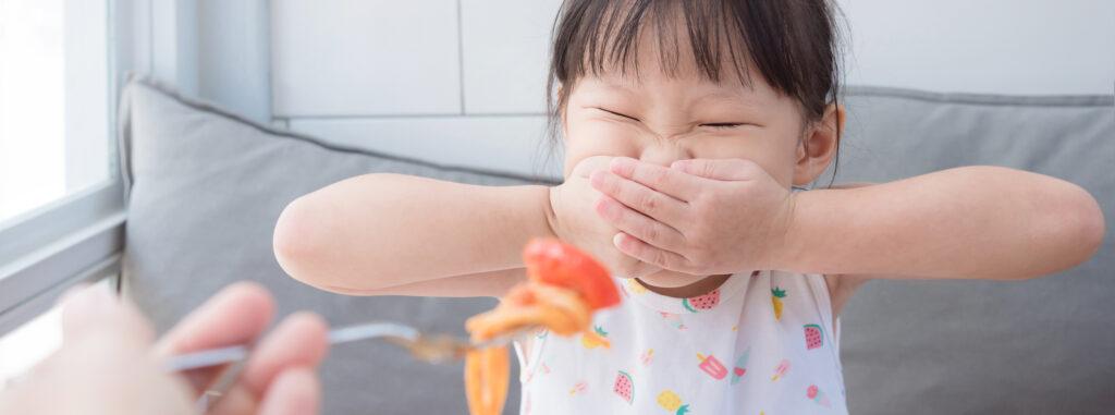 child fussy eating