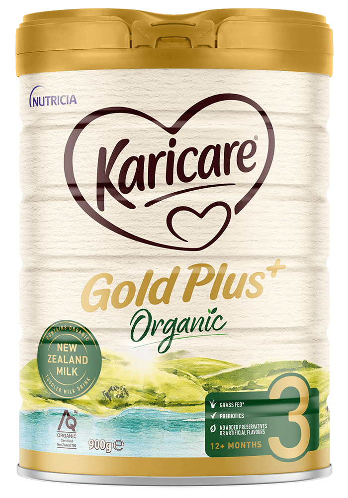Karicare, Gold Plus Organic Toddler Milk Drink, From 12 Plus Months, 900g