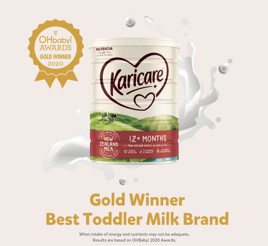 Gold Winnet best toddler milk brand