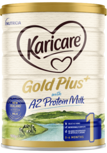 Karicare Gold Plus+ A2 Protein Milk (Stage 1)