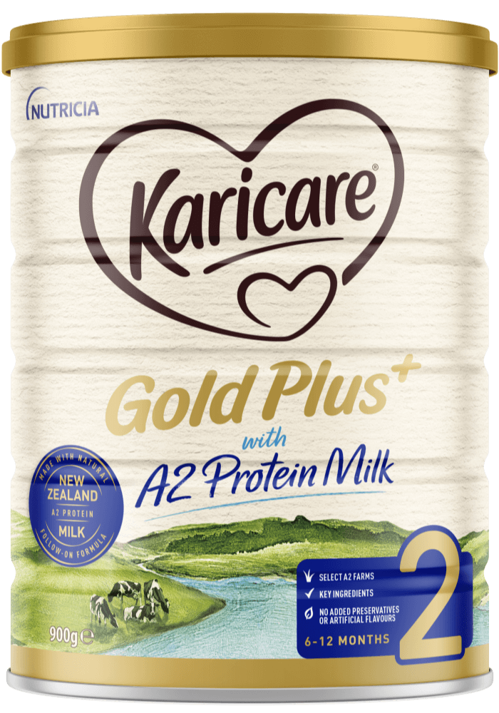 Karicare Gold Plus+ A2 Protein Milk (Stage 2)