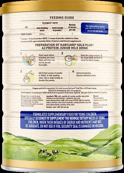 Karicare, Protein Junior Milk Drink , From 2 years, 900g