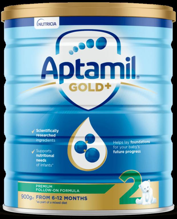 Aptamil Gold 2 Follow-On Formula | Paediatrics Healthcare