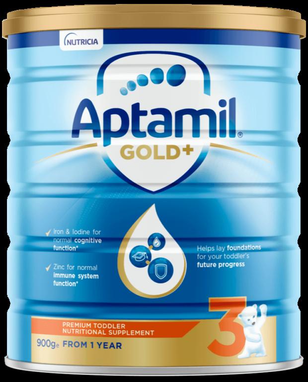 Aptamil Gold 3 Toddler Supplement   Paediatrics Healthcare