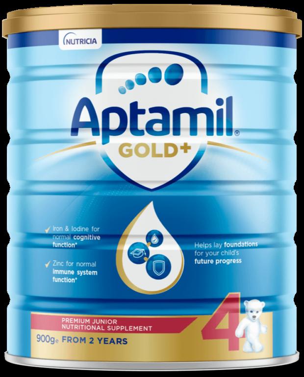Aptamil Gold 4 Junior Supplement | Paediatrics Healthcare