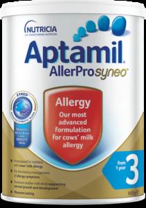 Aptamil Allerpro Syneo Stage 3 | Paediatrics Healthcare