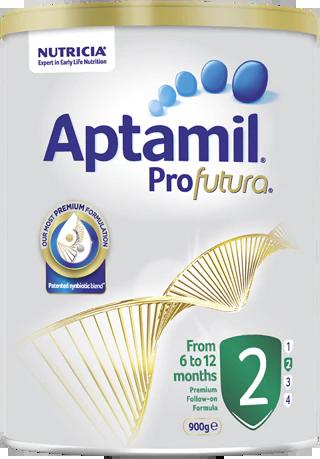 Aptamil Profutura 2 Premium Follow On Formula | Paediatrics Nutricia