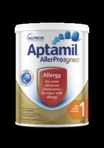 Aptamil® AllerPro Syneo™ - From Birth to 6 Months   Paediatrics Healthcare