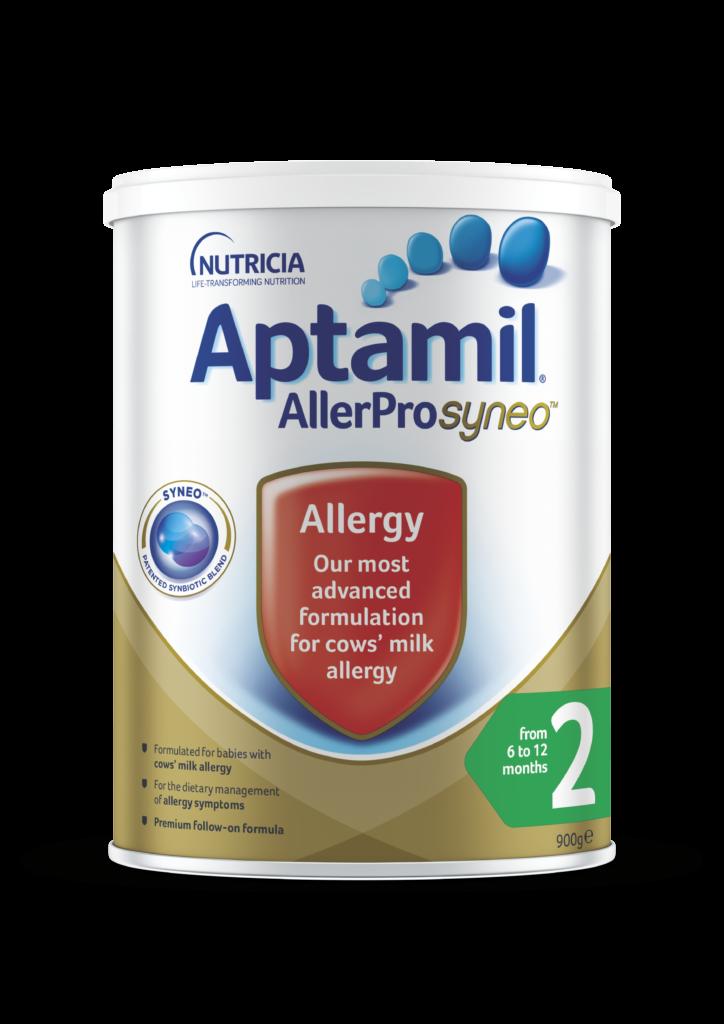 Aptamil AllerPro Syneo 2 - Follow-On Formula | Paediatrics Healthcare