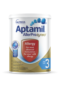 Aptamil® AllerPro Syneo™ 3 - From 1 Year   Paediatrics Healthcare