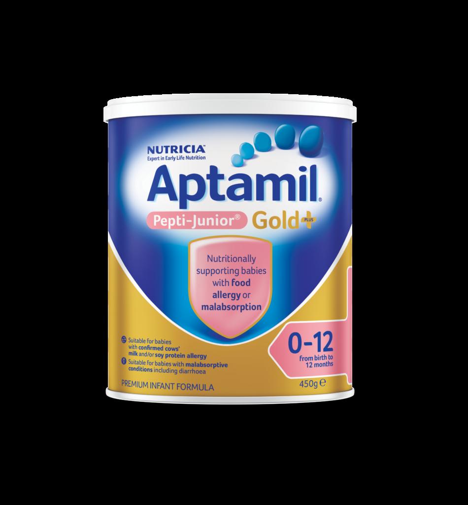 Aptamil Gold+ Pepti-Junior Formula | Paediatrics Healthcare