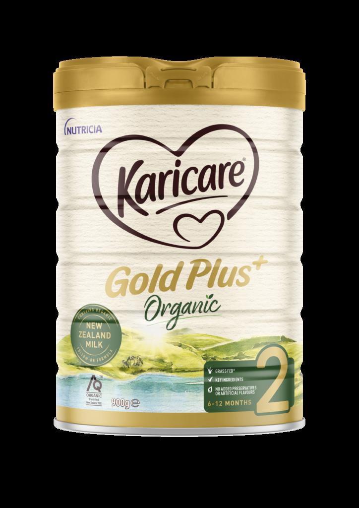 Karicare Gold Plus Organic Stage 2