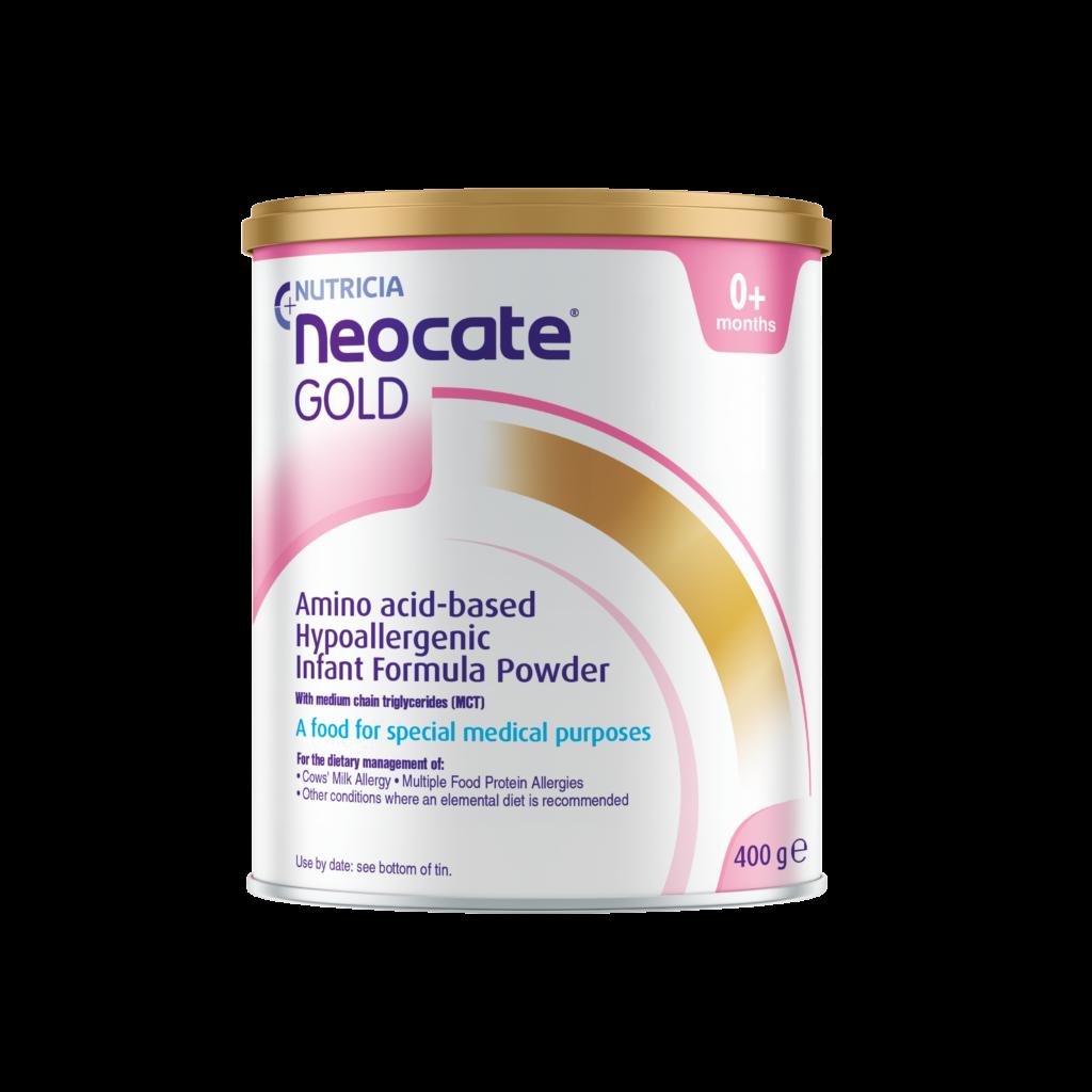 Neocate Gold   Paediatrics Healthcare   Nutricia