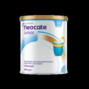 Neocate Junior Unflavored | Paediatrics Healthcare | Nutricia