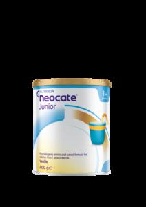 Neocate Junior Vanilla | Paediatrics Healthcare | Nutricia