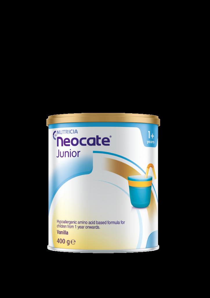 Neocate Junior Vanilla Flavour | Paediatrics Healthcare | Nutricia