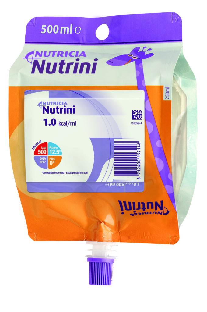 Nutrini - 1 | Paediatrics Healthcare | Nutricia