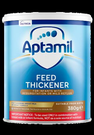 Aptamil Feed Thickener - Formula & Breast Milk  Paediatrics Nutricia