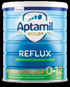 Aptamil Gold Plus Reflux Infant Formula | Paediatrics Healthcare