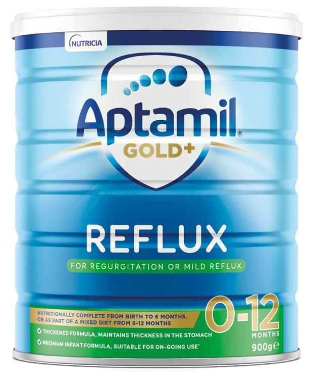 Aptamil Reflux Infant Formula , From 0 to 12 Months, 900g