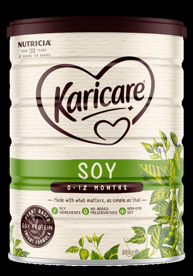 Karicare Soy Milk Formula - Birth to 12 Months | Paediatrics