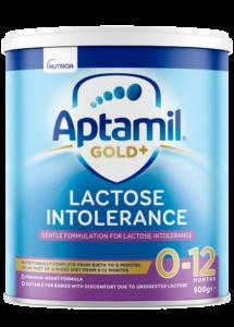 AptAptamil Gold Lactose Intolerance | Paediatrics