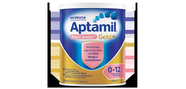 Aptamil Gold+ Pepti-Junior